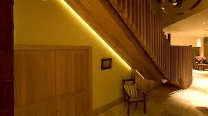 staircase lighting design. TODO Alt Text Staircase Lighting Design E