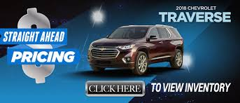 Chevrolet Traverse Special in Allentown, PA