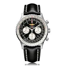 mens breitling watches the watch gallery breitling navitimer 01 black mens chronograph watch ab012012 bb01 435x