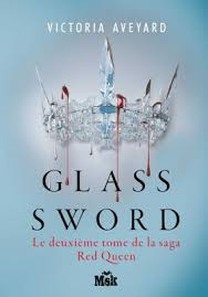 gl sword red queen tome 2 by victoria aveyard nook book ebook barnes le