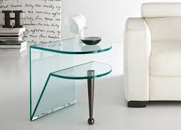 glass side table. Tonelli Birillo Side Table - NOW DISCONTINUED Glass