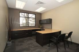 Simple Office Design Ideas Architecture Space With Half Wooden Ideas