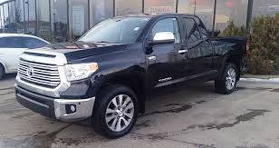 2017 Toyota Tundra Double Cab Limited 5.7L 4x4 review and Walk ...