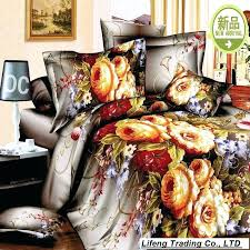 tiger bed set bedding queen size bedding set flowers bed linen home textile bedclothes duvet animal tiger bed set tiger bedding
