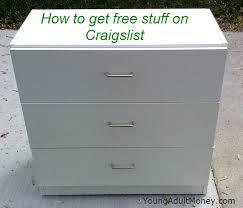 How to free stuff on Craigslist