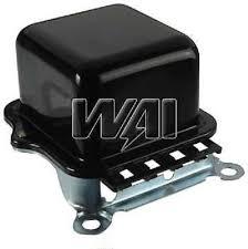 external voltage regulator gm voltage regulator 1962 72 cars trucks delco remy solid state external