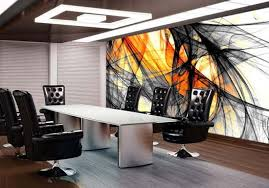 office wall prints. Office Interior Decorating Ideas Include Abstract Art Print Made By Digital Printing....one Of The Small Meeting Rooms? Wall Prints F