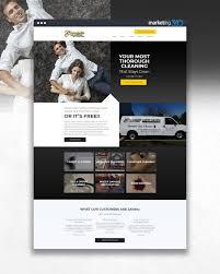 Carpet Cleaning Website Design Design Of The Day Carpet And Rug Cleaning Website Design
