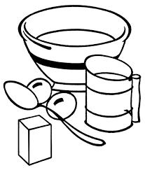 kitchen utensil clipart black and white. Brilliant Black Jpg Free Stock Kitchen Clipart Black And White Utensils Clipartxtras For With Utensil Clipart Black And White S