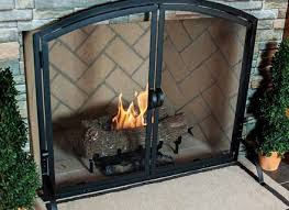 iron fireplace screen. Vintage Fireplace Screens With Doors For Family Room Ward Log Homes Iron Screen