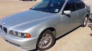 Coupe Series 2000 bmw 530i for sale : $9,995 For Sale - 2001 BMW 530i only has 72k miles 1 owner silver ...