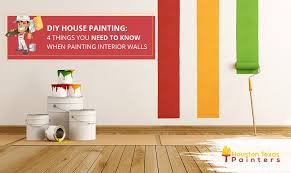 diy house painting 4 things you need to know when painting interior walls