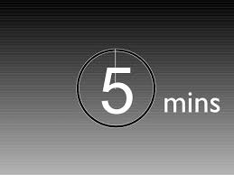 Start A Timer For 5 Minutes Magdalene Project Org