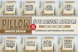 Pillow Bundle Graphic By Subornastudio Creative Fabrica