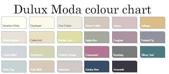 Dulux Paint Pod Colour Chart Dulux Spray Paint Colour Chart