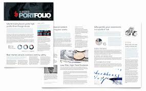 Microsoft Office Newspaper Templates Fresh Investment Bank