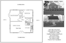 Small 2 Bedroom Cabin Plans Two Bedroom Cabin Designs Small Cabin Plan For Sloping Lot With