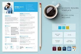 Modern Resume Cover Letters Create Modern Resume Cover Letter Cv Linkedin Profile By Nishokumaran