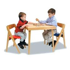 child wood table and chairs set excellent attractive folding for kids with camping nz full
