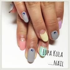 パステルが可愛い夏ネイル Lupa Kula ページ