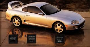 1993 toyota supra sales brochure – MKIV.com