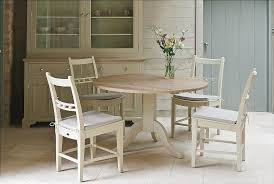 neptune chichester pedestal oak table chairs