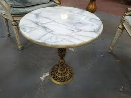 full size of small round pedestal side table white accent sold vintage antique marble top drinks
