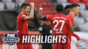 Bayern Munich vs Eintracht Frankfurt Highlights
