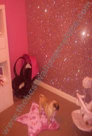 Glitter Wallpaper House Of Glittersz Glitter Behang Roze