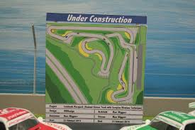 Race Track Design And Construction Westflinge Racepark A Routed Track Design Slotforum