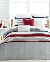 bed grey and white bedding sets black red king size