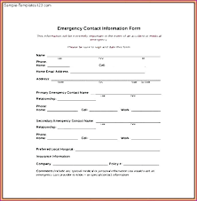 Employee Data Form Template Evaluation Word Details Free