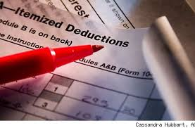 Filing Taxes Will Itemizing Your Deductions Save You Money