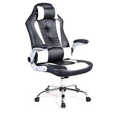 <b>FCH</b> Ergonomic Racing Chair <b>PU Leather</b> Computer Gaming Chair ...