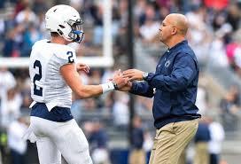 Penn State Football Qb Depth Chart James Franklin Says Tommy Stevens Will Start Atop Qb Depth