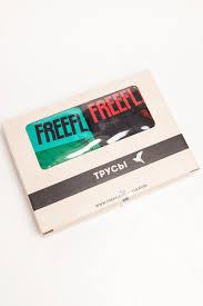 <b>Трусы FREE FLIGHT</b> Vol.8 Green/Black, приобрести, цена с фото ...
