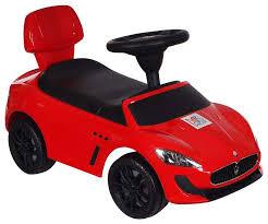 Купить <b>каталка ChilokBo Z353</b> RED Maserati GranCabrio MC ...