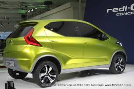 new car launches for 2014 in indiaDatsun RediGo diesel variant under development for 2017
