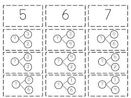 2Nd Grade Number Bond Worksheets Worksheets for all | Download and ...