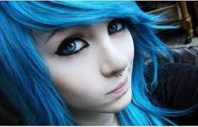 emo makeup base