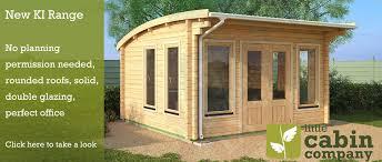 little cabin company log cabins wooden sheds self build cabin uk log cabin kit garden cabin interlocking sheds wooden homes garden building build garden office kit