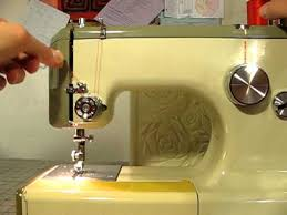 How To Thread A Sears Kenmore Sewing Machine