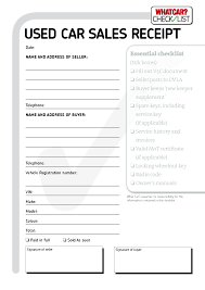 Uk Invoice Sample Used Car Invoice Template And Used Car Sales Invoice