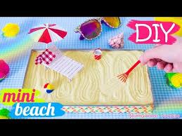 how to make a miniature beach zen garden diy stress relieving desk decoration you