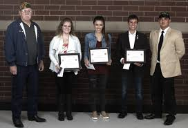 blog posts conway high school veterans of foreign wars vfw post 2259 awarded chs students for winning entries in the voice of democracy essay contest this year s theme was my vision