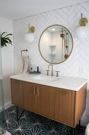 our tiny master bathroom renovation