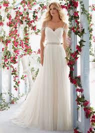 elegant crystal beaded embroidered straps ruching wedding dress