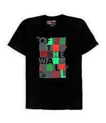 Vans Mens Checker Blaster Graphic T Shirt