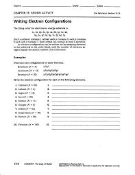 Brilliant Ideas of Electron Configuration Worksheets In Download ...