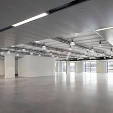 office ceilings. 25 Wilton Road (Parnell House) | Elegant D-Clip Floating Ceilings In RAL Office